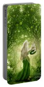 The Apple Fairy Portable Battery Charger