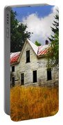 The Apple Tree On The Hill Portable Battery Charger