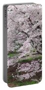 The Arboretum Cherry Blossoms Portable Battery Charger