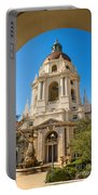 The Arch - Pasadena City Hall. Portable Battery Charger