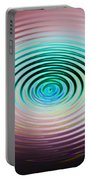 The Art Of Ripples Portable Battery Charger