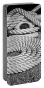 The Art Of Rope Lying Portable Battery Charger