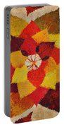 The Artistry Of Fall Klimt Homage Portable Battery Charger
