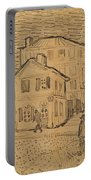 The Artists House In Arles Portable Battery Charger