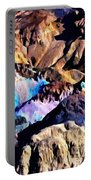 The Artists Palette Death Valley Portable Battery Charger