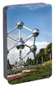 The Atomium Portable Battery Charger