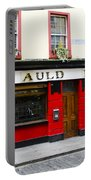 The Auld Dubliner  Portable Battery Charger