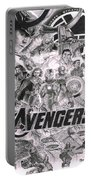 The Avengers Portable Battery Charger