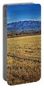 The Bale - Sandia Mountains - Albuquerque Portable Battery Charger