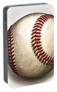 The Baseball Portable Battery Charger