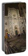 The Basilica Di Santa Maria Del Fiore  Portable Battery Charger