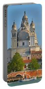 The Basilica Di Santa Maria Della Salute Portable Battery Charger