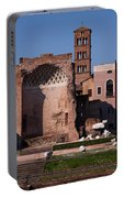 The Basilica Of Constantine Portable Battery Charger