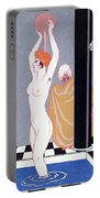 The Basin Portable Battery Charger by Georges Barbier