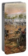 The Battle Of Gettysburg, July 1st-3rd Portable Battery Charger