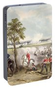The Battle Of Goojerat On 21st February Portable Battery Charger