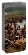 The Battle Of Hanau Portable Battery Charger