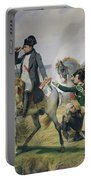 The Battle Of Wagram, 6th July 1809, 1836 Oil On Canvas Portable Battery Charger