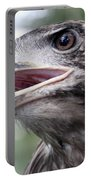 The Beak Of A Preator Portable Battery Charger