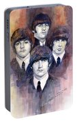 The Beatles 02 Portable Battery Charger