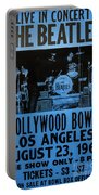 The Beatles Live At The Hollywood Bowl Portable Battery Charger
