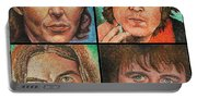 The Beatles Quad Portable Battery Charger