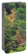 The Beauty Of Autumn Portable Battery Charger