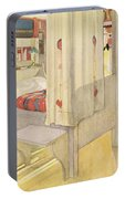 The Bedroom, Published In Lasst Licht Portable Battery Charger
