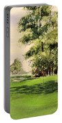 The Belfry Brabazon Golf Course 10th Hole Portable Battery Charger