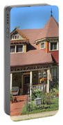 The Benefield House Jefferson Texas Portable Battery Charger