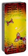 The Best Way To Freedom Pop Art Portable Battery Charger