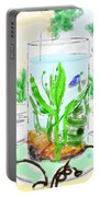 The Betta Fish Portable Battery Charger