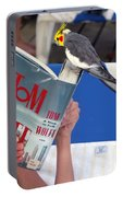 The Bird Brain Portable Battery Charger
