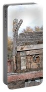 The Bird Kingdom - Dark Eyed Junco Portable Battery Charger
