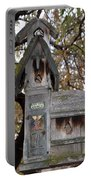 The Birdhouse Kingdom - Black-headed Grosbeak Portable Battery Charger