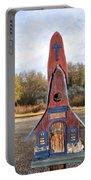 The Birdhouse Kingdom - Clark's Nutcracker Portable Battery Charger