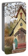 The Birdhouse Kingdom - Lazuli Bunting Portable Battery Charger