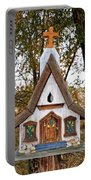 The Birdhouse Kingdom - Steller's Jay Portable Battery Charger