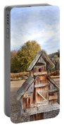 The Birdhouse Kingdom - The American Dipper Portable Battery Charger