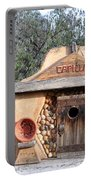 The Birdhouse Kingdom - The Evening Grosbeak Portable Battery Charger