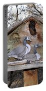 The Birdhouse Kingdom - The Geese A Swimming Portable Battery Charger
