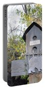 The Birdhouse Kingdom - The Loggerhead Shrike Portable Battery Charger