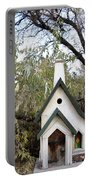 The Birdhouse Kingdom - The Pileated Woodpecker Portable Battery Charger