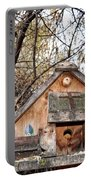 The Birdhouse Kingdom - The Purple Martin Portable Battery Charger