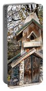 The Birdhouse Kingdom - The Red Crossbill Portable Battery Charger