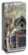The Birdhouse Kingdom - The Western Tanager Portable Battery Charger