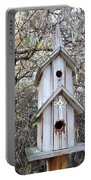 The Birdhouse Kingdom - The Western Wood-pewkk Portable Battery Charger
