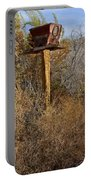 The Birdhouse Kingdom - Western Kingbird Portable Battery Charger