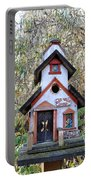 The Birdhouse Kingdom -the Pygmy Nuthatch Portable Battery Charger