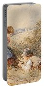 The Bird's Nest Portable Battery Charger by Myles Birket Foster